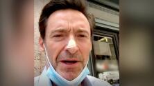 """Hugh Jackman se somete a una biopsia luego de que los médicos vieran algo """"irregular"""" (sufrió cáncer de piel)"""