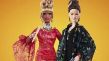 Barbie rinde homenaje a Celia Cruz y Julia Álvarez con dos nuevas muñecas que representan el orgullo hispano