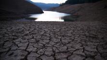Desgaste económico por sequía en California
