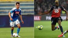 Napoli amarra al fichaje más caro de su historia y competencia del Chucky