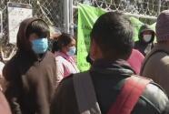 Seis organizaciones humanitarias ayudarían a decidir qué solicitantes de asilo no esperarán en México