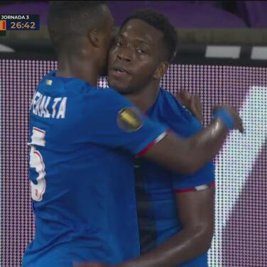 ¡Huele a goleada! Panamá consigue el 2-0 en solo 27 minutos