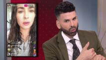 En exclusiva, Jomari Goyso detalló la plática que tuvo con Danna García, quien se repone del coronavirus