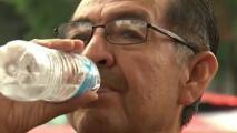 En medio de Fiesta San Antonio, miles de personas se exponen a un golpe de calor debido a las peligrosas temperaturas