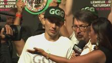 'GGG' trató de payaso a 'Canelo' Álvarez y aseguró que lo va a noquear