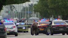 Continúa la recuperación de los dos policías que resultaron heridos en un tiroteo en Doral