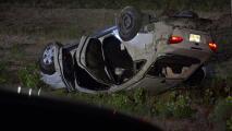 Una persona muere tras salir expulsada durante un accidente en la carretera 820 en Hurst, Texas
