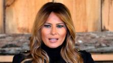 Melania Trump deja la Casa Blanca con un índice de desaprobación histórico para una primera dama en EEUU