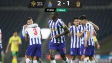 Con buena actuación de Tecatito, Porto avanzó en Copa de la Liga