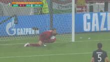 ¡Intentan sorprender a Neuer! Disparos consecutivos de Hungría
