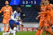 Así fue la Ida: Porto sorprendió a la Juventus y tomó ventaja