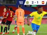 ¡Bicampeón olímpico! Brasil vence a España en tiempos extra en Tokyo 2020