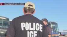 ICE instala vallas con rostros de indocumentados buscados por diversos delitos en Charlotte