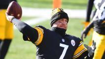 Reestructura contrato y 'Big Ben' seguirá con los Steelers