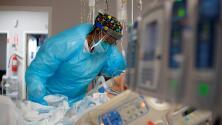 Hospitales de EEUU afrontan escasez de oxígeno ante el aumento de pacientes contagiados de covid-19
