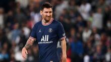 """Messi """"ya no pesa en el juego"""" y """"se está marchitando"""", dicen en Francia"""