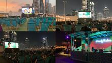 ¿Buscas algo divertido en Houston? Disfruta del cine al aire libre desde una azotea
