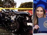 Condenan a hijo de millonario tras choque con Lamborghini que cobró la vida de Monique Muñoz