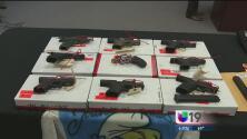 Operativo contra pandilleros en Stockton