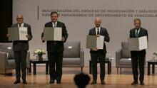 ¿Cuáles son los objetivos del nuevo diálogo entre Maduro y la oposición? Jorge Ramos se lo pregunta a Guaidó