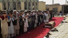 El Talibán dice que no colaborará con EEUU para luchar contra Estado Islámico, en medio de conversaciones con Washington