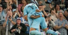 ¡Una noche mágica! 'Bebelo' Reynoso castiga a LA Galaxy con dos golazos
