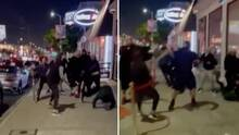 Acusan a dos hombres por ataque de odio cerca de restaurante de Sushi Los Ángeles