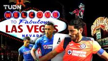 Cruz Azul viaja motivado a Las Vegas