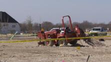 Trabajador de la construcción perdió una pierna tras sufrir un accidente laboral en Frisco