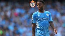 Raheem Sterling no renovaría con el City para ir a Barcelona