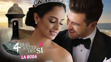 4 Días Antes del Sí: la boda de Aleyda