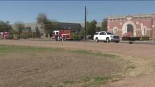 Aparatoso choque en Phoenix deja gravemente heridos a tres niños y dos adultos