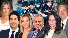 'Friends: The Reunion': el recuento de lo que pasó en el esperado reencuentro