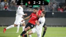 Resumen | Tottenham rescató empate ante Stade Rennais en Conference League
