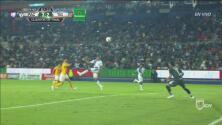 ¡Gol del Tuzo! Otra vez Jara de cabeza y Pachuca le da la vuelta 3-2 a Tigres