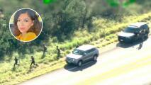 Tras persecución, arrestan a joven texana que llevaba a indocumentados en su vehículo