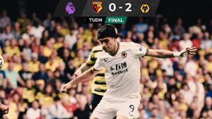 ¡Ya ganaron! Raúl Jiménez Wolverhampton le pegan al Watford