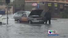 Posibilidad de tormenta pone en alerta a los equipos de emergencia de Sacramento