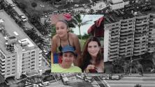 """No sabemos si están vivos"": buscan a familia colombiana desaparecida tras colapso de edificio al norte de Miami Beach"