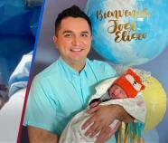 Josi Cuen es papá por tercera ocasión: Ya nació José Eliseo