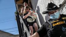 """""""Esperamos una ola de desalojos"""": preocupación en California por el vencimiento de la moratoria que protege a inquilinos"""