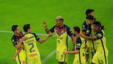 Liga MX en 360º   América sentenció al Puebla con la 'ley del ex'