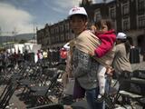 Los mexicanos votan este domingo hartos de la violencia y la corrupción