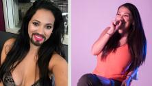 El que se atrevió a ponerle barba y bigote a Carla, no se imaginaba lo que ella respondería