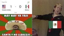 📸 ¡Ay, canta y no llores! México pierde la Copa Oro frente a USA y los MEMES toman venganza