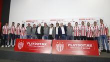 Necaxa hizo la presentación oficial de su nuevo técnico y refuerzos para el Clausura 2019