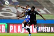 Con gol de Moussa Marega al minuto 49, es suficiente para que el Porto pueda vencer 1-0 al Vitoria Guimaraes.
