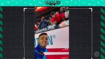 ¡Qué detallazo! Fan le compra cacahuates a Alexis Vega