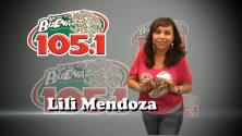 Invitación de Lili Mendoza