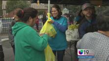 Sacramento brinda ayuda a familias para el Día de Acción de Gracias